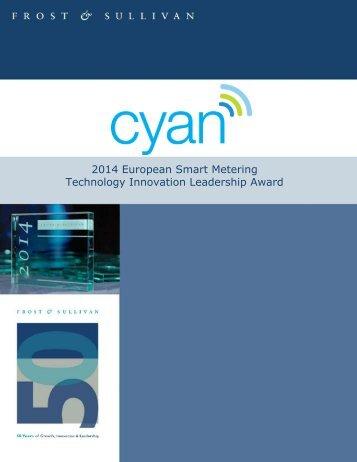 Cyan-Technology-Award-Report