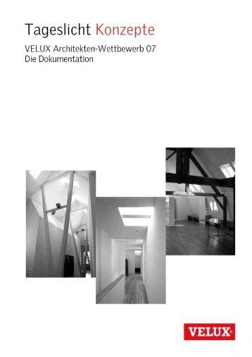 06 07 ait schwarz architekten for Studium zum architekten