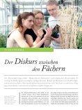 Interdisziplinarität: Forschen in den Zwischenräumen - Seite 6