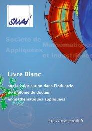 Livre Blanc - SMAI - Emath.fr