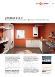 Akcijski letak Vitodens 200-W - Viessmann