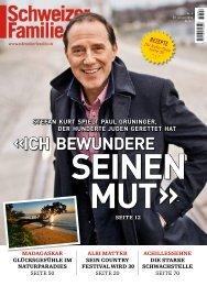 «ICH BEWUNDERE - Schweizer Familie