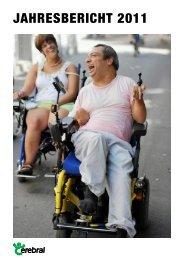 Jahresbericht 2011 - Vereinigung Cerebral