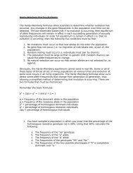 Biology 1407 1409/Hardy-Weinberg worksheet.pdf