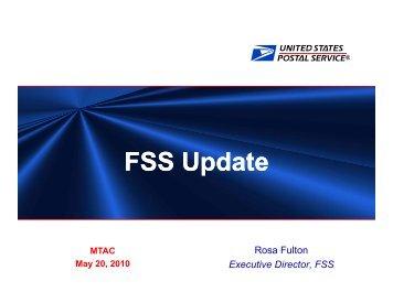 FSS Update SS Update