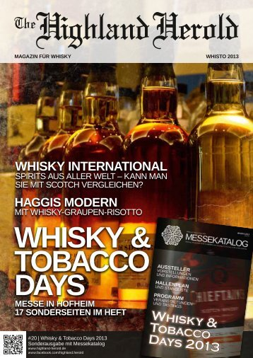 WhisTo 2013 als PDF herunterladen. - The Highland Herold