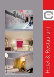 Hotel & Restaurant - Clipso
