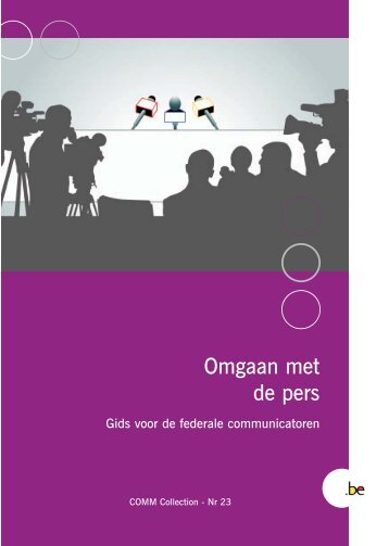 Brochure COMM 23 N - Fedweb