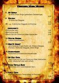 Speisekarte Speisekarte - Roadhouse Langenbruck - Seite 2