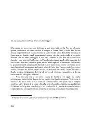 La Gestalt nel contesto delle vie di sviluppo - Claudio Naranjo