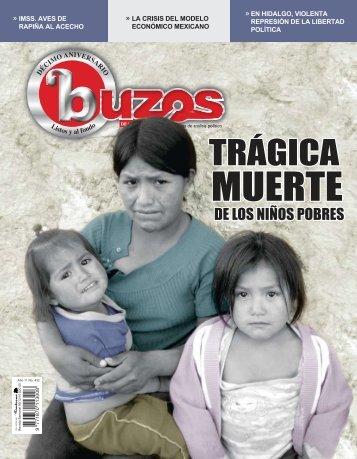 PORTADA 432small - Buzos