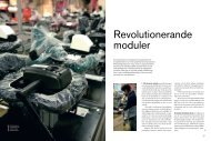 Revolutionerande moduler - Bosch Rexroth
