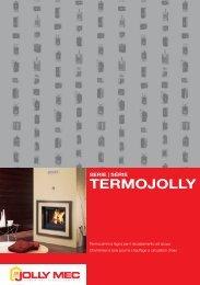 Serie Termojolly legna acqua - Jolly Mec