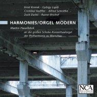 HARMONIES/ORGEL MODERN - nca - new classical adventure