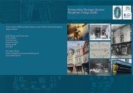 Shopfront Design Guide - Merthyr Tydfil Town Centre Partnership
