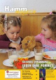 Gesunde Ernährung – Leben ohne Pommes - Verkehrsverein Hamm