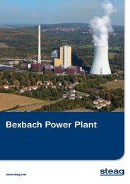 Bexbach Power Plant - STEAG