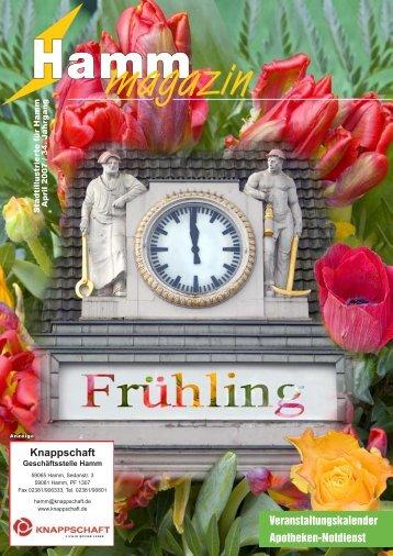 Veranstaltungskalender Apotheken-Notdienst - Verkehrsverein Hamm