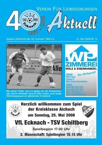 Partyservice · Feinkost - VfL Ecknach