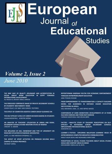 Educational - Ozean Publications