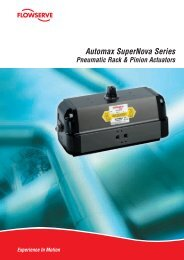 Automax SuperNova Series
