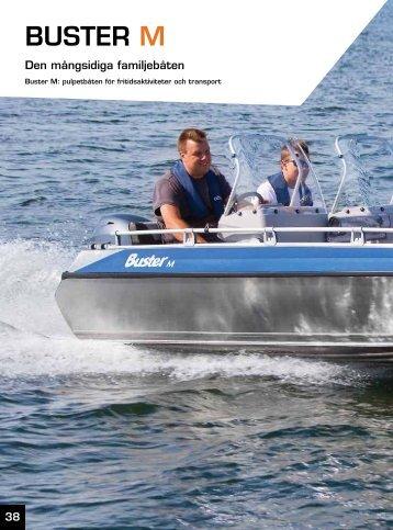 BUSTER M - Flipper Marin