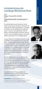 Veranstaltungen zum Tag des Gedenkens an die Opfer des ... - Seite 7