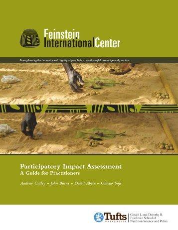 Participatory Impact Assessment