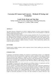 Corrosion Of Cement And Concrete – Methods Of Testing And ...