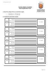 Team Application Form - Ramon Aboitiz Foundation, Inc.