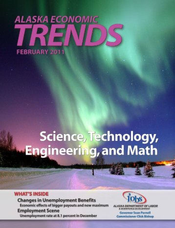 February 2011 Trends - Alaska Department of Labor and Workforce ...