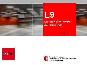 Metro Barcelona- linea 9