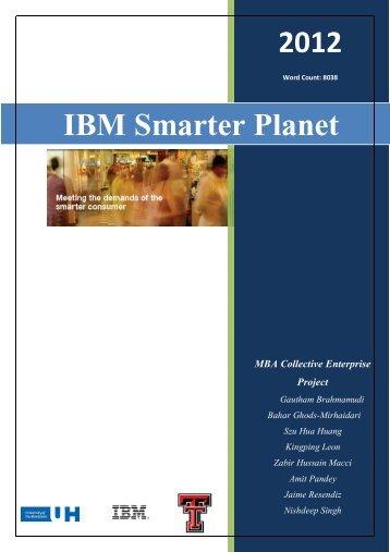 Final Report - Texas Tech University