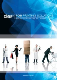 POS PRINTING SOLUTIONS