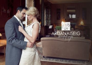 Wedding Brochure - Ardanaiseig Hotel