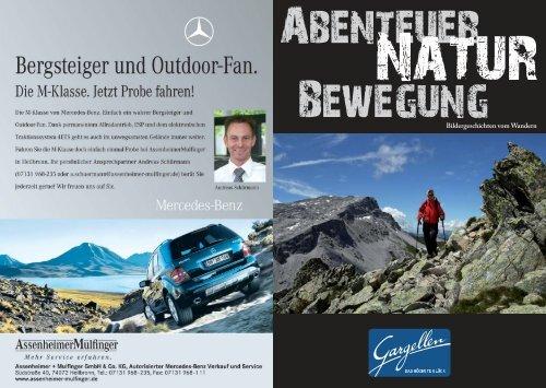 BewegungBildergeschichten vom Wandern - Gerhard und Martina ...