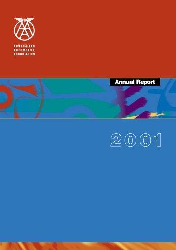 Annual Report - Australian Automobile Association