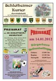 13.00 Uhr Beginn: 13.30 Uhr Startgeld - Verwaltungsgemeinschaft ...