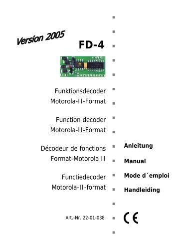 FD-4 - Tams