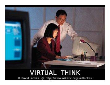 2002 Presentation: Virtual Think