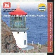 Customer Service Brochure - Honolulu District - U.S. Army