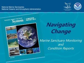 Sanctuary Condition Reports - Olympic Coast National Marine ...