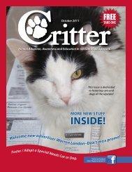Events Insert - Critter Magazine