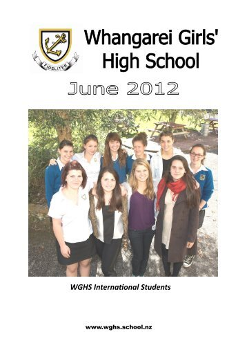 whangarei girls Whangarei girls' high school international students, whangarei, northland 43 likes 1 was here hey everyone just made this page so we can share all.