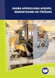 darba aprīkojuma apkope, remontdarbi un tīrīšana - Eiropas darba ...