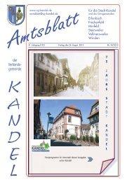 C 64F4A146418 4C  7>ABC :0=34 - Verbandsgemeinde Kandel
