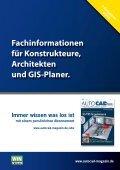 3D-Stadtmodelle mit Infraworks und Cloud - AUTOCAD Magazin - Page 2
