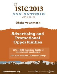 Marketing Brochure - Isteconference.org