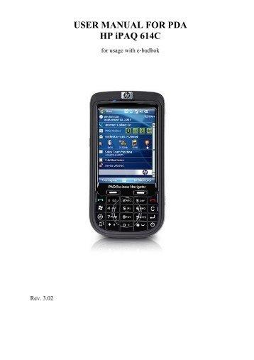 user manual hp ipaq 111 classic handheld rh yumpu com HP iPAQ Rx1950 Specs Ipaq Driver