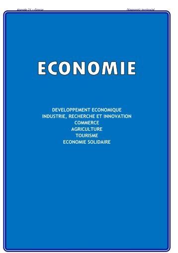 Economie - Grasse